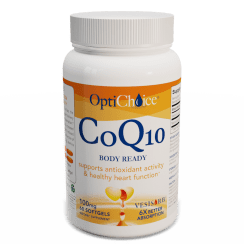 Opti-Choice CoQ10 Body Ready with VesiSorb