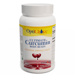 Opti-Choice Ultimate Curcumin Body Ready with VesiSorb
