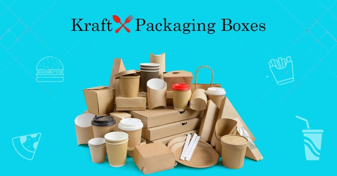 3 Reasons to Use Kraft Boxes in the Food Industry