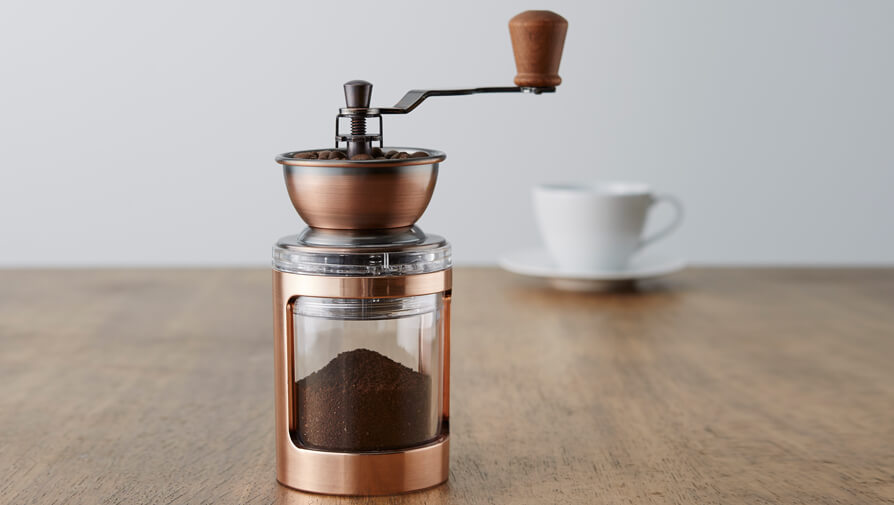 Topic: Why are manual coffee grinders too expensive?