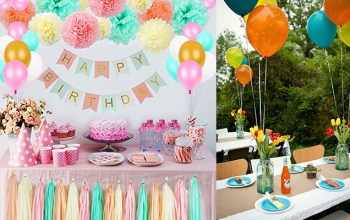 How To Arrange A Party Decoration Within A Budget