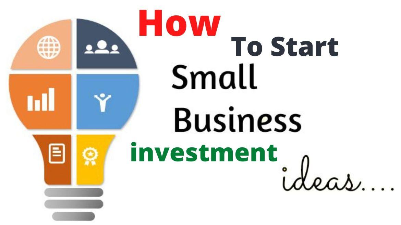 Start Small Business