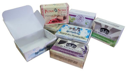 Choose Custom Soap Boxes Wholesale Packaging Solutions