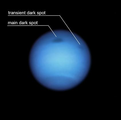 dark spot