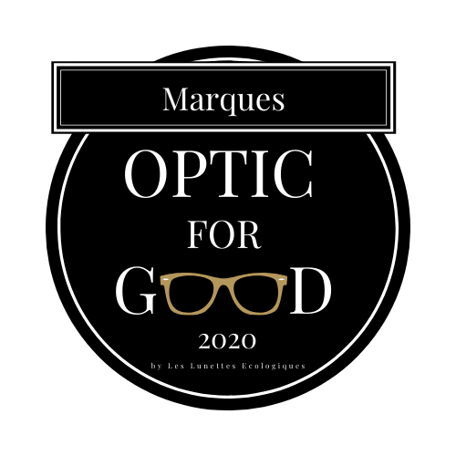 Logo marques de lunettes Optic For Good