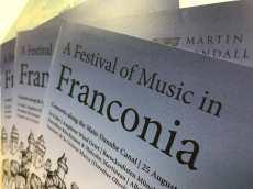 Martin Randall Travel Music Festival Brochures - 8th September 2017 - Deachy 1
