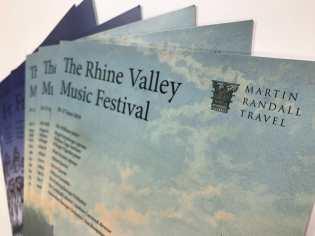Martin Randall Travel Music Festival Brochures - 8th September 2017 - Deachy 3