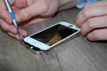 SCHERM GEBARSTEN? TABLET OF SMARTPHONE DEFECT?