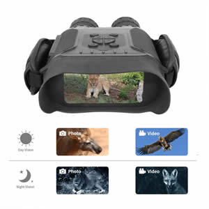 Bestguarder Night Vision Binoculars Review