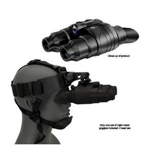 Pulsar PL75095 Edge Gs Super Night Vision Goggles