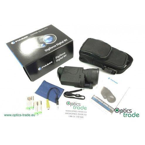 Digitalni nočni monokular Pulsar Digiforce X950 in X970 navodila za uporabo
