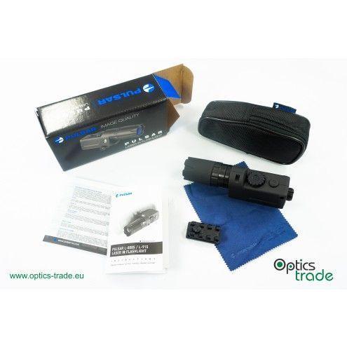 Laserska IR svetilka Pulsar L-808S / L-915 navodila za uporabo