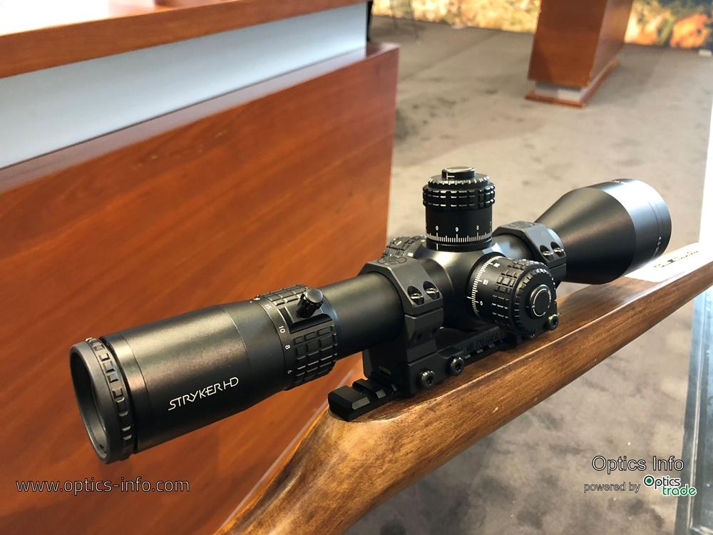 Delta Optical Stryker HD New Turrets (gen II)