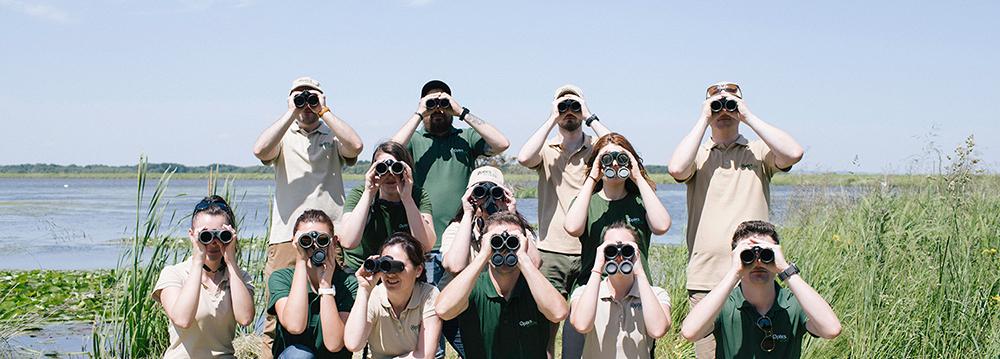 Optics Trade ekipa
