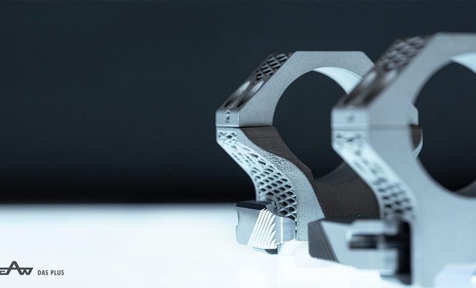 3D-tiskane aluminijaste montaže EAW (vir slike: EAW)