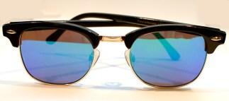 GIL Polycarbonat Schwarz UV Schutz 400