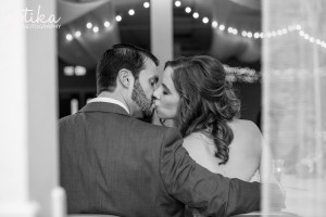 Optika Photography captures winter wedding PA
