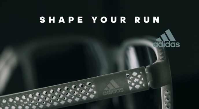 Foto einer adidas Sportbrille