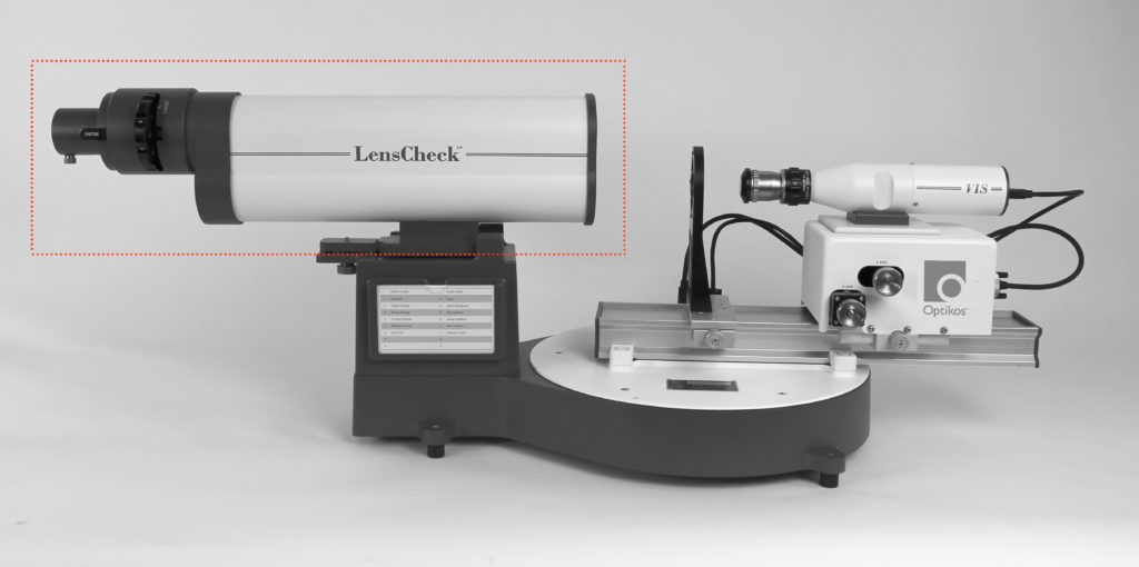 LensCheck VIS and LWIR Reflective Collimator