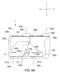 US 6433943 B1 – Method for manufacturing roof mirrors