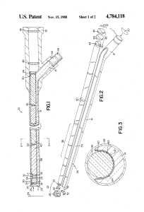 US 4784118 A – Optical viewing device
