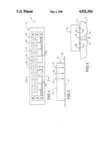 US 4921316 A – Integral fiber optic printhead