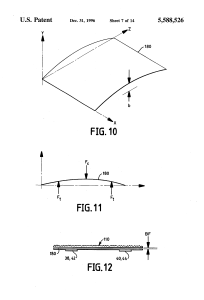 US 5588526 A – Flat box system with multiple view optic
