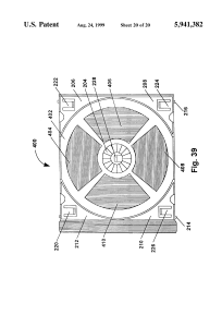 US 5941382 A – Box container systems and display frames with multiple view optics
