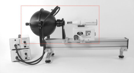 Stray Light Kit for LensCheck