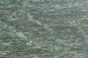 Tropical Green granite worktops installed Birmingham