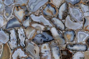 Wild Agate Light Precious Stone semi precious worktops installed Birmingham