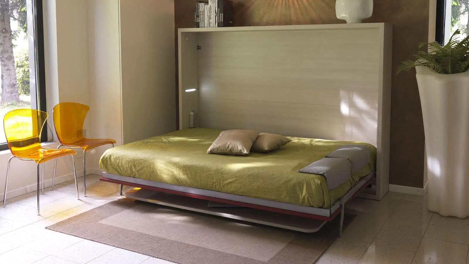 l armoire lit escamotable par le
