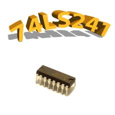 74LS241- BUFFER - DIP20