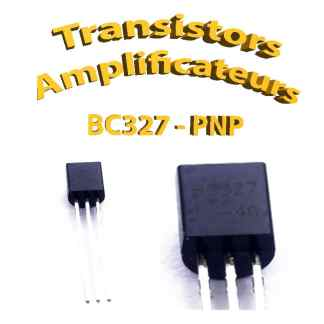 BC327A - Transistors Bipolaire - PNP -TO-92