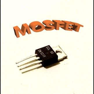 TRANSISTORS MOSFET