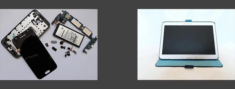 réparation smartphone et tablette