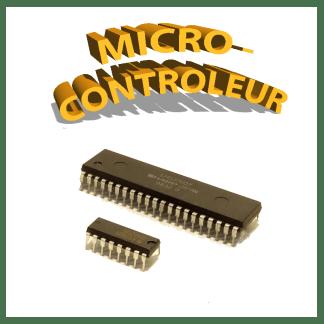 Microcontrôleur, Circuit Logique, PIC, AVR