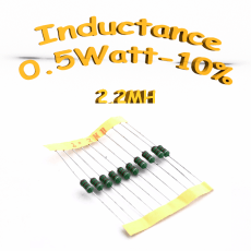 Inductance 2.2MH - Inductor 2.2MH 0,5w 10%