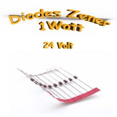 Diode Zener 24V - 1W - 1N4749A