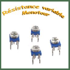 Résistance Variable Monotour