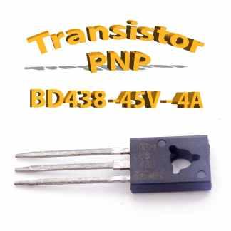 BD438 - Transistor PNP - 45v - 4A - BD438