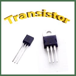 Transistors bipolaires, MOS FET....