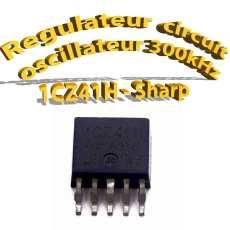 1CZ41H - Régulateur oscillateur 300khz - 1.5A - Sharp