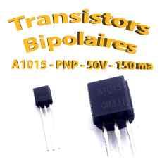A1015 - Transistors NPN 60v 150ma