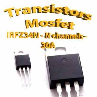 IRFZ34N -Mosfet N - 60v - 30A - To220 - 88W