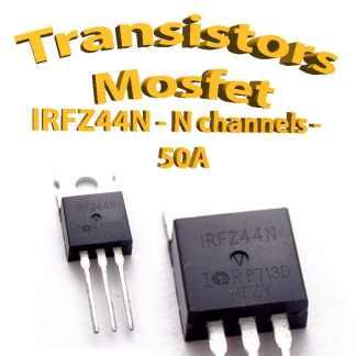 IRFZ44N -Mosfet N - 55v - 50A - To220 - 94W