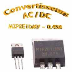 MIP2E1DMY - Mosfet -AC / DC convertisseur - 700V - 0.43A