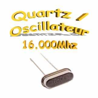 16mhz quartz hc-49s