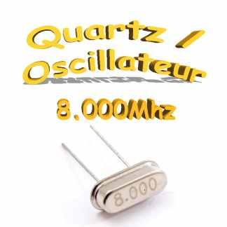 8mhz quartz hc-49s