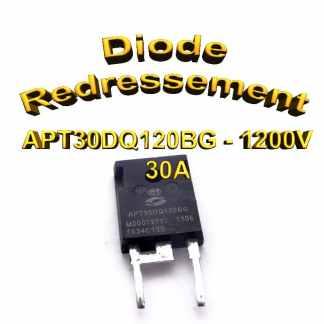 APT30DQ120BG -Diode 30A - 1200V - To-247